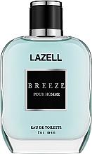 Парфюмерия и Козметика Lazell Breeze - Тоалетна вода