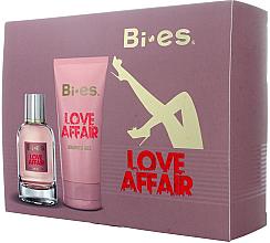 Парфюми, Парфюмерия, козметика Bi-Es Love Affair - Комплект (парф. вода/100ml + душ гел/150ml)