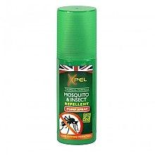 Парфюмерия и Козметика Спрей против комари - Xpel Tropical Formula Mosquito & Insect Repellent Pump Spray