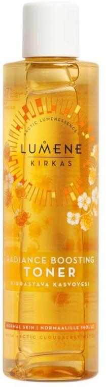 Почистващ тоник за лице - Lumene Kirkas Radiance Boosting Clarifying Toner