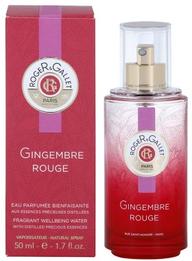 Roger & Gallet Gingembre Rouge - Ароматна вода — снимка N4
