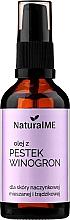 Парфюмерия и Козметика Масло от гроздови семки - NaturalME (с дозатор)