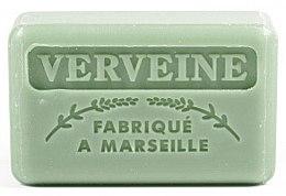Парфюмерия и Козметика Марсилски сапун с върбинка - Foufour Savonnette Marseillaise Verveine