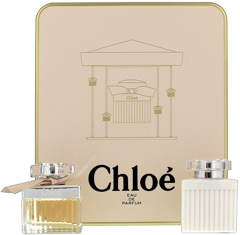 Chloe - Комплект (edp 50 + b/l 100) — снимка N1