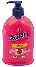 Парфюмерия и Козметика Течен сапун с аромат на роза - Achem Soap
