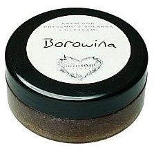 Парфюмерия и Козметика Душ крем със сол и пелоидни масла - Scandia Cosmetics