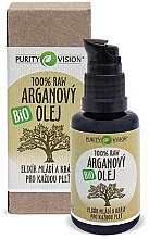 Парфюми, Парфюмерия, козметика Арганово масло - Purity Vision 100% Raw Bio Argan Oil