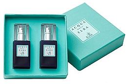 Парфюмерия и Козметика Acqua Dell Elba Blu - Комплект парфюмна вода (edp/2x15ml)