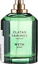 Парфюмерия и Козметика Zlatan Ibrahimovic Myth Wood - Тоалетна вода (тестер без капачка)