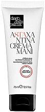 Парфюмерия и Козметика Крем за ръце - Diego Dalla Palma Astaxantina Crema Anti Age Nourishing Smoothing Hand Cream