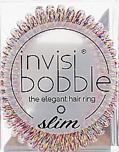 Ластик за коса - Invisibobble Slim Vanity Fairy — снимка N1