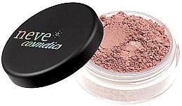 Парфюмерия и Козметика Насипна минерална пудра - Neve Cosmetics Blush