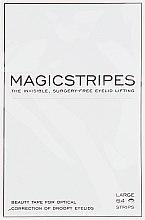 Парфюмерия и Козметика Повдигащи пачове за клепачи в размер L - Magicstripes The invisible, Surgery-Free Eyelid Lifting L