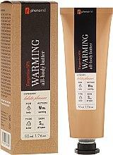 Парфюмерия и Козметика Загряващо масло за тяло - Phenome Tangerine SPA Warming All-Body Butter