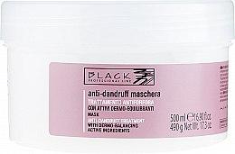 Парфюми, Парфюмерия, козметика Крем-маска против перхот - Black Professional Line Anti-Dandruff Mask