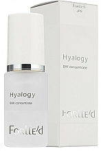 Парфюмерия и Козметика Серум за лице - ForLLe'd Hyalogy BW Concentrate