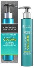 Парфюмерия и Козметика Продукт за дълготраен обем на косата - John Frieda Luxurious Volume 7-Day In-Shower Treatment