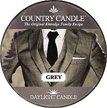 Парфюмерия и Козметика Чаена свещ - Country Candle Grey Daylight