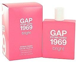 Парфюми, Парфюмерия, козметика Gap Established 1969 Bright - Тоалетна вода