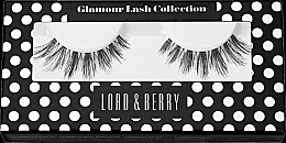 Парфюмерия и Козметика Изкуствени мигли, EL 21 - Lord & Berry Glamour Lash Collection
