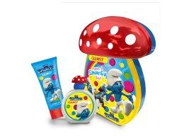 Парфюмерия и Козметика Marmol & Son The Smurfs Clumsy - Комплект (тоал. вода/50ml + душ гел/75ml)