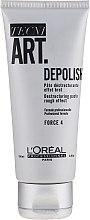 Парфюмерия и Козметика Стилизираща паста за коса - L'Oréal Professionnel Tecni.art Depolish Force 4