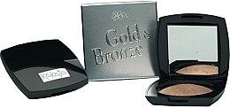 Парфюмерия и Козметика Пудра-бронзант за лице - Karaja Gold & Bronze Powder