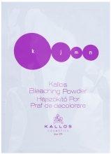 Парфюми, Парфюмерия, козметика Изсветляваща пудра за коса - Kallos Cosmetics Bleaching Powder