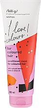 Парфюмерия и Козметика Балсам за боядисана коса - Kili·g Woman Conditioner For Coloured Hair