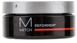 Текстуриращ крем-гел със силна фиксация - Paul Mitchell Mitch Reformer Texturizer — снимка N2