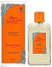 Парфюмерия и Козметика Alvarez Gomez Agua de Colonia Concentrada Eau D?Orange - Одеколон