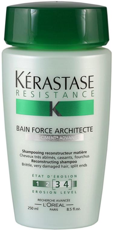 Възстановяващ шампоан - Kerastase Brain Force Architecte — снимка N1