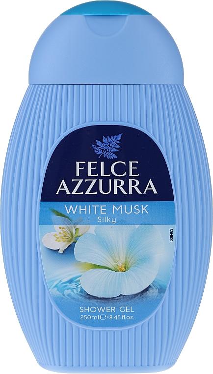 Душ гел с бял мускус - Felce Azzurra Shower-Gel