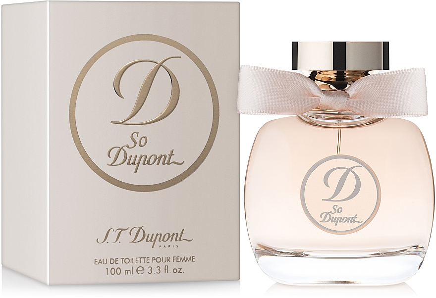 S.T. Dupont So Dupont Pour Femme - Тоалетна вода