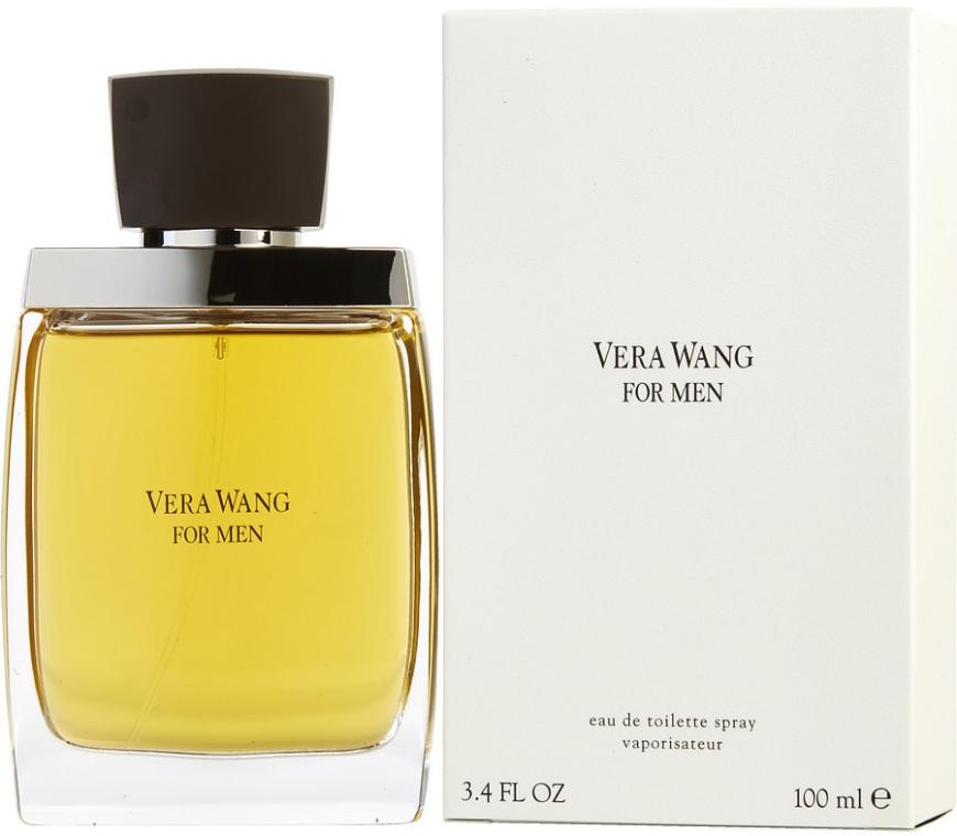 Vera Wang for Men - Тоалетна вода — снимка N1