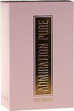 Парфюмерия и Козметика Linn Young Admiration Pure Woman - Парфюмна вода