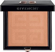 Парфюмерия и Козметика Бронзираща пудра за лице - Givenchy Teint Couture Healthy Glow Powder