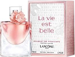 Парфюми, Парфюмерия, козметика Lancome La Vie Est Belle Bouquet De Printemps - Парфюмна вода