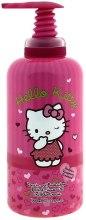 "Парфюми, Парфюмерия, козметика Душ гел-пяна ""Hello Kitty"" малина - Disney Hello Kitty Raspberry Bath & Shower Gel"