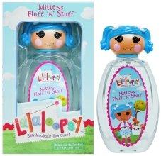 Парфюмерия и Козметика Lalaloopsy Mittens Fluff `n` Stuff - Тоалетна вода (тестер с капачка)