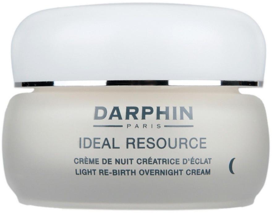 Възстановяващ нощен крем против бръчки, за всеки тип кожа - Darphin Ideal Resource Re-Birth Overnight Cream — снимка N2