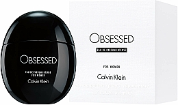 Парфюмерия и Козметика Calvin Klein Obsessed Intense For Women - Парфюмна вода