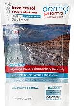 Парфюмерия и Козметика Терапевтична сол от Мъртво море - Dermo Pharma Skin Repair Expert Healing Dead Sea Salt