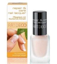Парфюмерия и Козметика Висококачествен лак за грижа за сухи и чупливи нокти - Artdeco Repair & Care Nail Lacquer