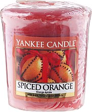 Парфюми, Парфюмерия, козметика Ароматна свещ - Yankee Candle Spiced Orange