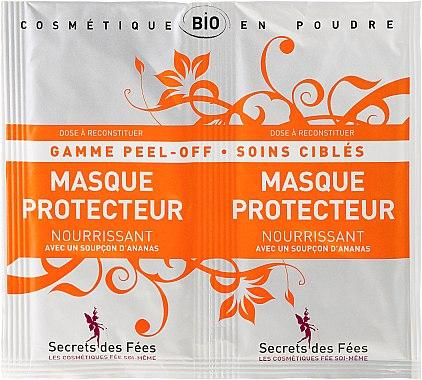 Подхранваща и освежаваща маска за лице - Secrets des Fees Protector Mask — снимка N1