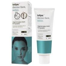 Парфюми, Парфюмерия, козметика Регенериращ крем за лице - Tolpa Dermo Sebio Face Regenerating Cream