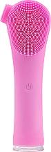 Парфюмерия и Козметика Почистваща четка за лице, розова - Lewer BR-010 Forever Hand Held Electric Cleaning Brush