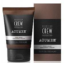 Парфюмерия и Козметика Стилизиращ крем за коса със силна фиксация - American Crew Acumen Firm Hold Grooming Cream