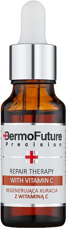 Регенериращ серум за лице с витамин C - DermoFuture Regenerating Course With Vitamin C